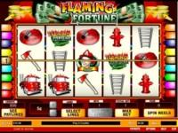 Flaming Fortune Spielautomat