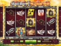 Mad Men and the Nuclear War Spielautomat